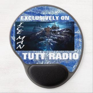 Tutt Radio Ice Man Mousepad Gel Mouse Pad
