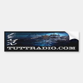 Tutt Radio Ice Man's Bumper Sticker
