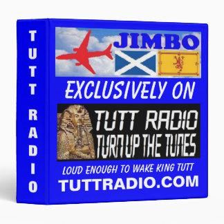 Tutt Radio Jimbo's Binder