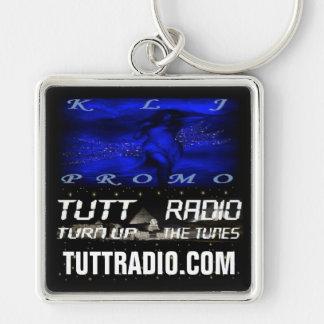 Tutt Radio KLJ s Keychain