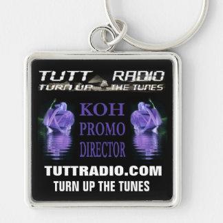 Tutt Radio Koh s Keychain