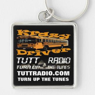 Tutt Radio Krazy s Keychain