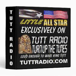 Tutt Radio Lil Allstar's Binder