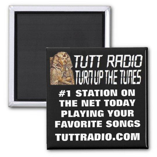Tutt Radio Magnet