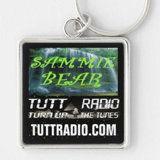 Tutt Radio Sammie Bear s Keychain