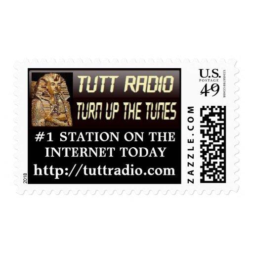 Tutt Radio Stamps