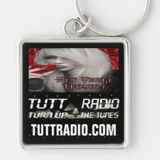 Tutt Radio Trouble s Keychain