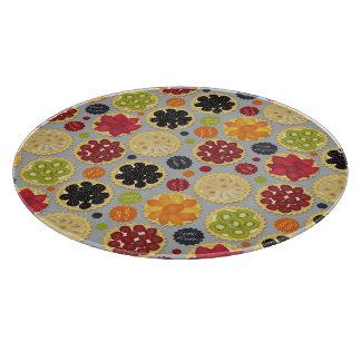 Tutti Frutti Cutting Board