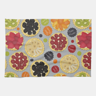 Tutti Frutti Kitchen Towel