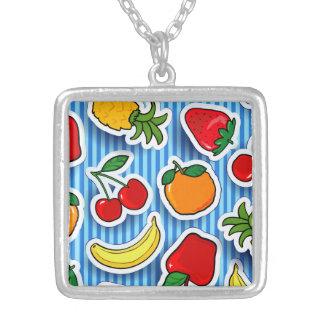 Tutti frutti, necklace