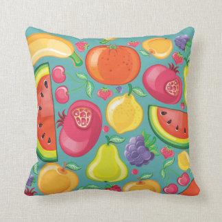Tutti Frutti Pillow