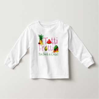 Tutti Frutti Toddler T-shirt