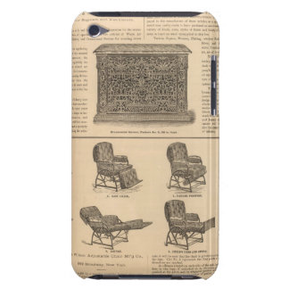 Tuttle and Bailey Manufacturing Company Barely There iPod Cases