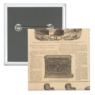 Tuttle and Bailey Manufacturing Company Pins
