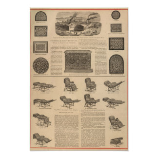 Tuttle and Bailey Manufacturing Company Poster