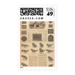 Tuttle and Bailey Manufacturing Company Stamps