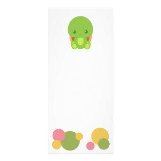 Tuttle la marca de libro de la tortuga tarjetas publicitarias a todo color