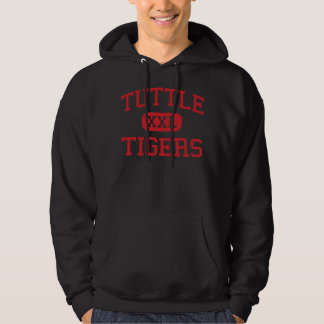 Tuttle - Tigers - Middle School - Tuttle Oklahoma Hooded Pullover