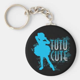 TuTu Cute (Blue) Keychains