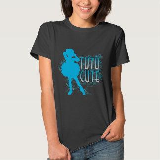 TuTu Cute (Blue) T Shirt