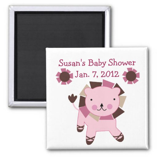 Tutu Cute Lion Magnet/Keepsake/Party Favor Magnet