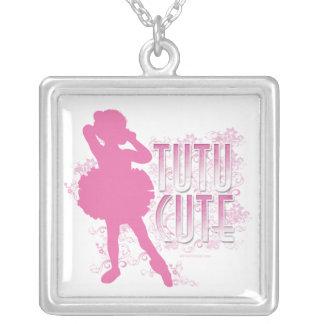 TuTu Cute (pink) necklace