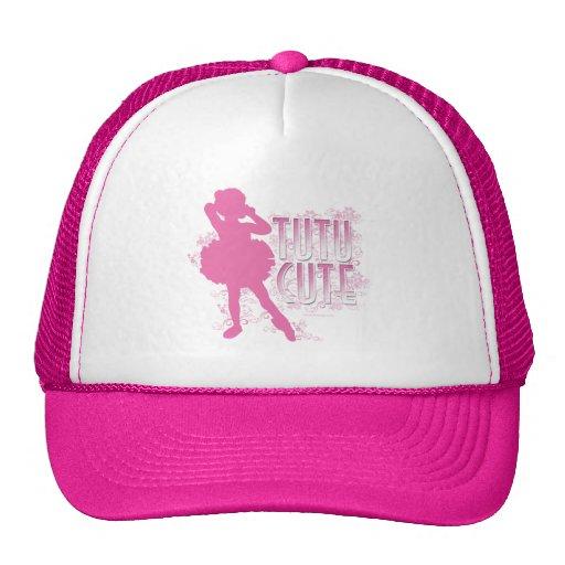 Tutu Cute (Pink) Trucker Hat