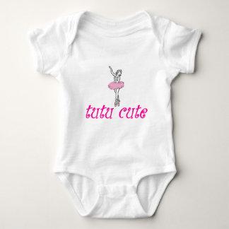 Tutu Cute Tee Shirt