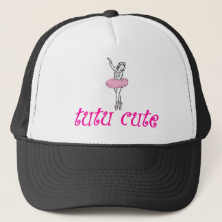 Tutu Cute Trucker Hat