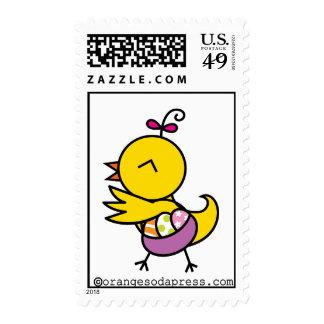 Tutu la Chick Postage