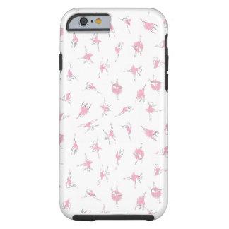 Tutu Love Phone Case - Ballerina Pattern