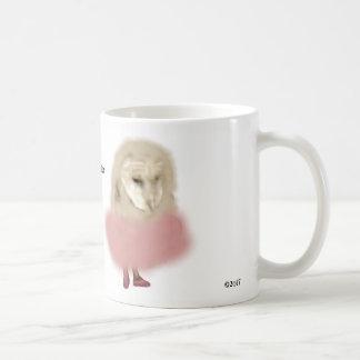TUTU OWLET COFFEE MUG