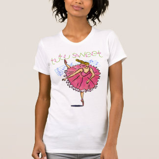 Tutu Sweet Ballerina T-Shirt