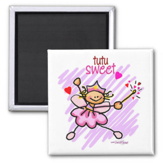 tutu sweet Love Magnet