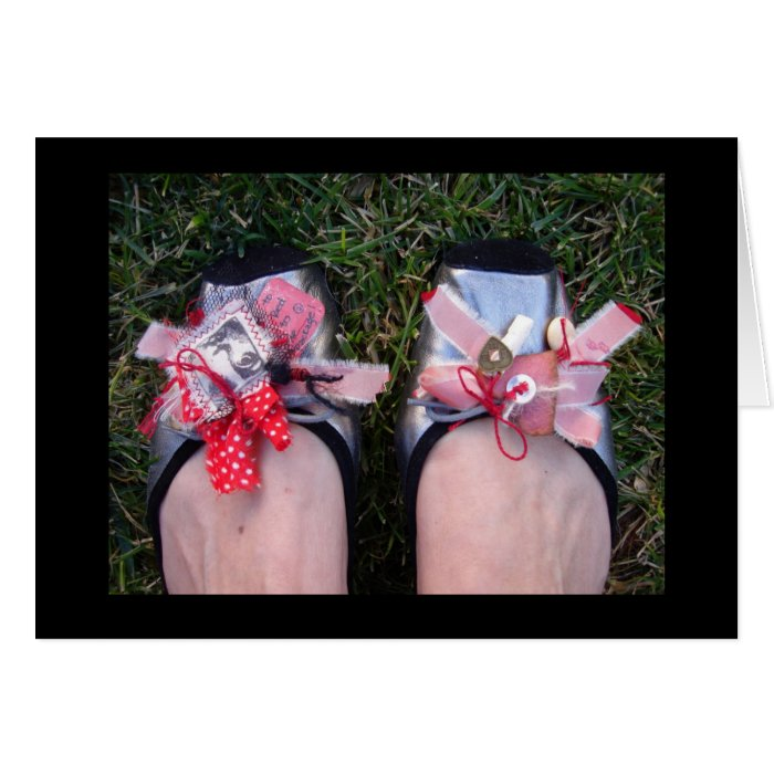 TuTu's for Your Toes Card