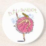 TutuSweet Ballerina Coaster