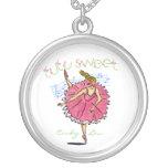 TutuSweet Ballerina Necklace