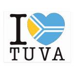 Tuva Love v2 Postcard