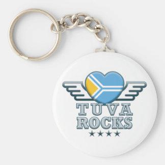 Tuva Rocks v2 Key Chain