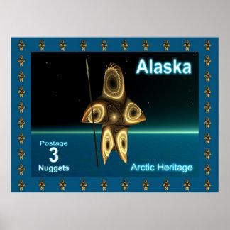 Tuvaaq - Inuit Hunter Posters