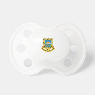 Tuvalu Coat of Arms Pacifier