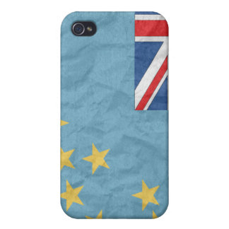 Tuvalu Cover For iPhone 4
