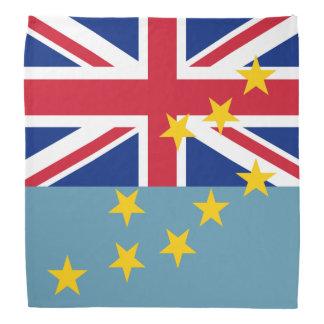 Tuvalu Flag Bandana