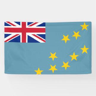 Tuvalu Flag Banner
