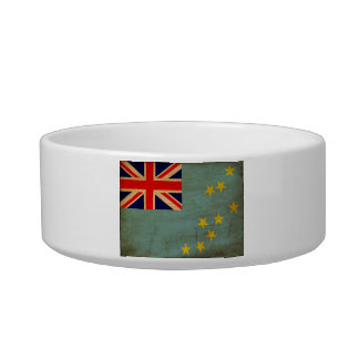 Tuvalu Flag Bowl