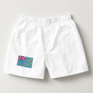 Tuvalu Flag Boxers