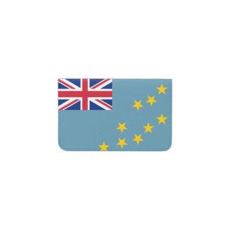 Tuvalu Flag Business Card Holder