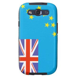 Tuvalu Flag Samsung Galaxy S3 Cover