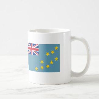 Tuvalu Flag Coffee Mug
