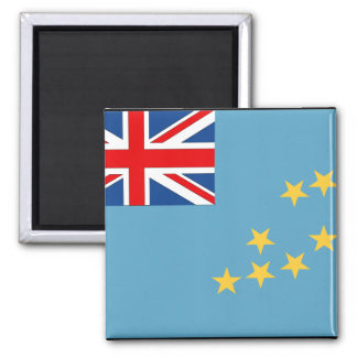 Tuvalu Flag Magnet
